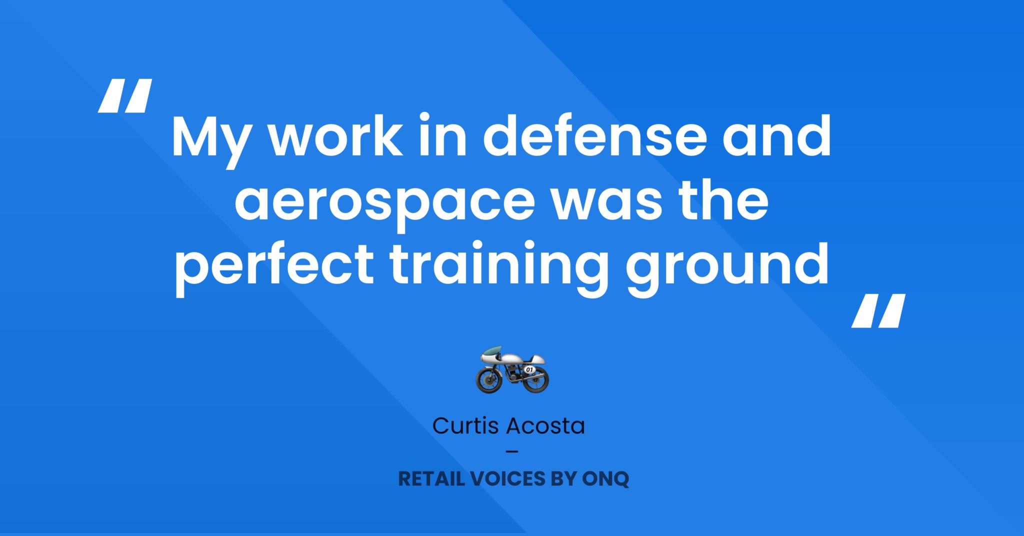 Curtis Acosta Retail Voices