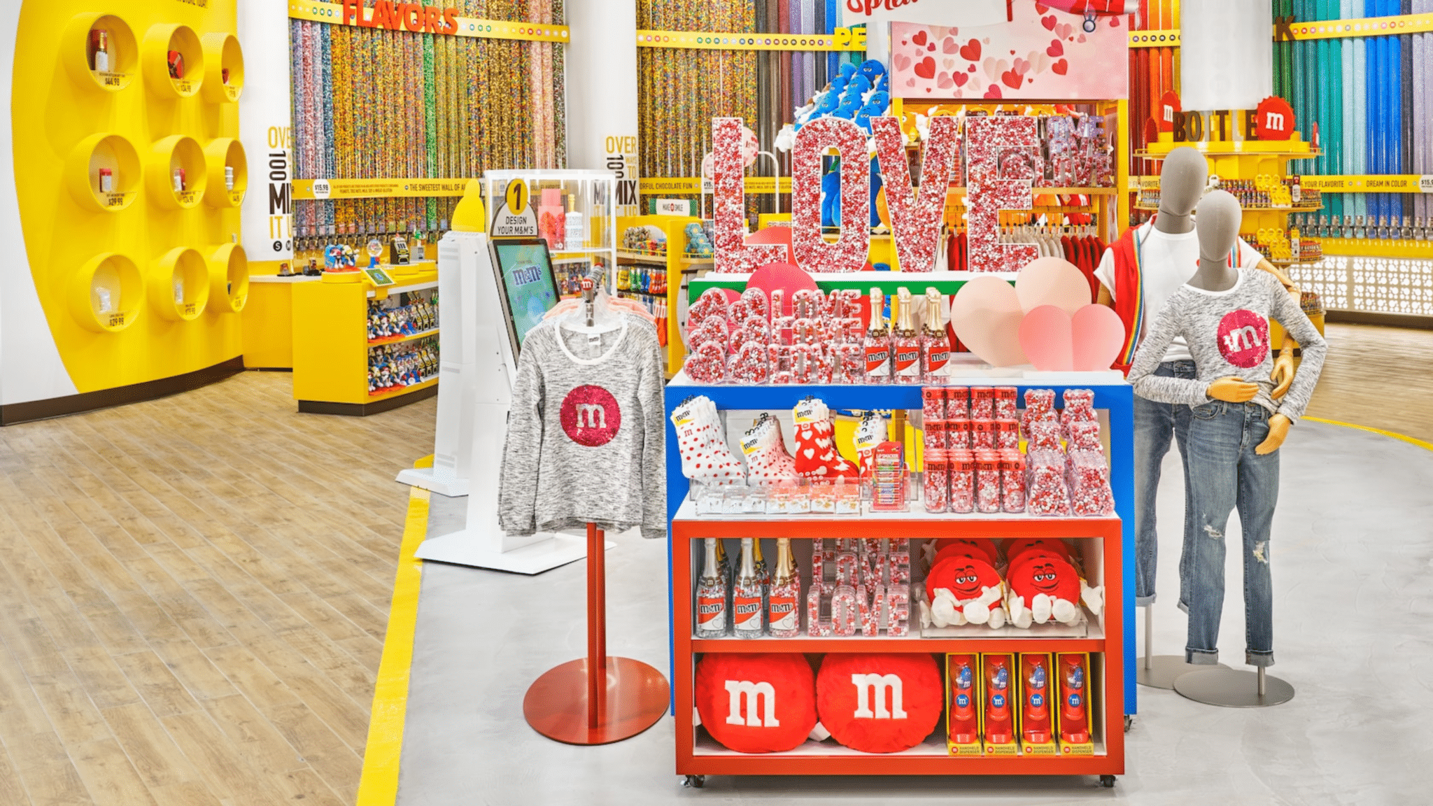 Disney Springs M&M Store
