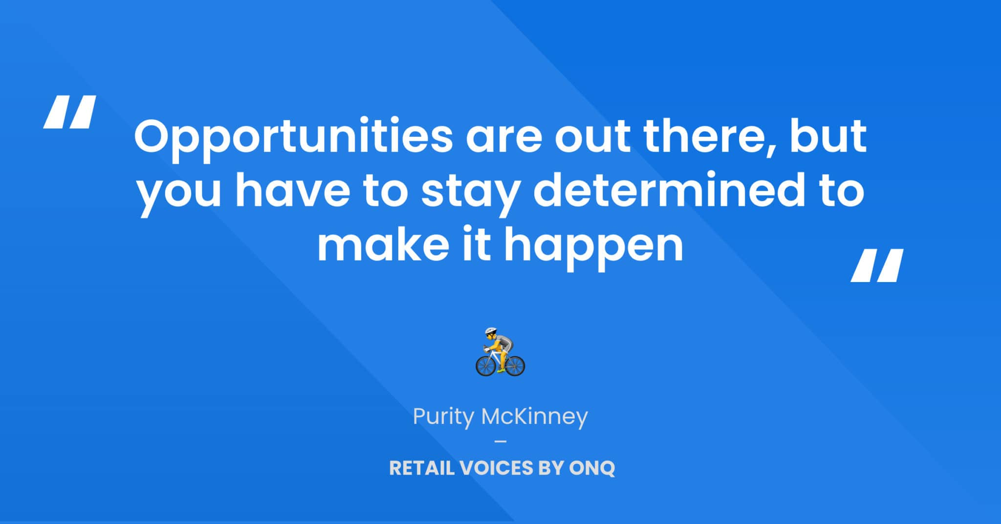Purity McKinney Retail Voices