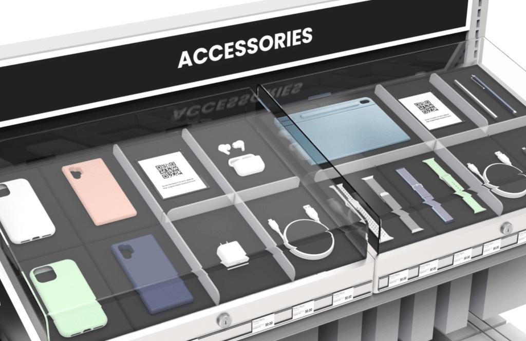 qr codes accessories
